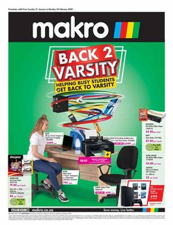 Makro deals in the Cape Town special