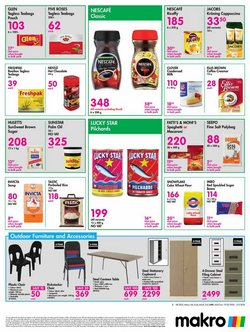 Bedroom specials in Makro
