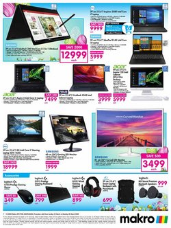 Laptop specials in Makro