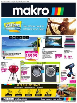 Electronics & Home Appliances offers in the Makro catalogue ( 1 day ago )