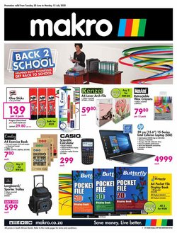 Makro catalogue in Cape Town ( 5 days left )