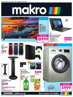Makro catalogue in Cape Town ( 2 days ago )