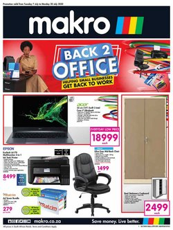 Makro catalogue in Durban ( 2 days ago )