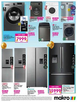 Dishwasher specials in Makro