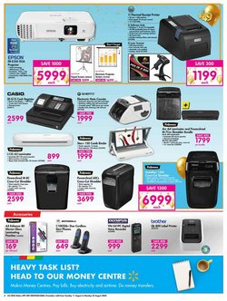 Boxes specials in Makro