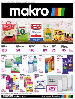 Makro catalogue in Cape Town ( Expires today )