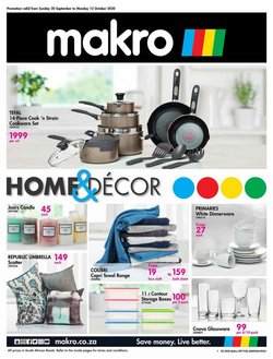 Makro catalogue in Cape Town ( 13 days left )