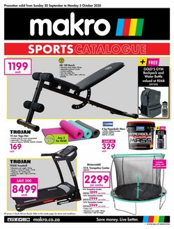 Makro catalogue in Cape Town ( 6 days left )