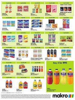 Fruitree specials in Makro