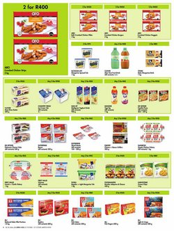 Margarine specials in Makro