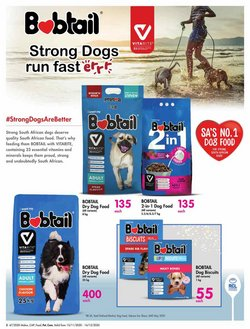 Bobtail specials in Makro