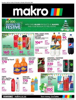 Liqui-Fruit specials in Makro