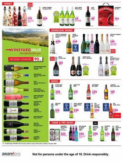 Fusion specials in Makro