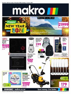 Makro catalogue in Cape Town ( Expires tomorrow )