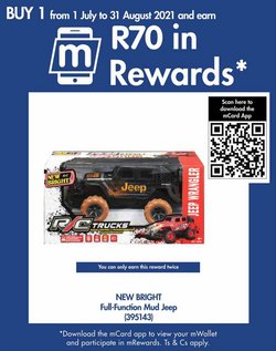Jeep offers in the Makro catalogue ( Expires today)