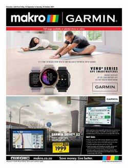 Makro offers in the Makro catalogue ( 6 days left)