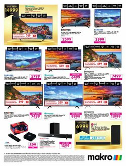 Samsung offers in the Makro catalogue ( 6 days left)