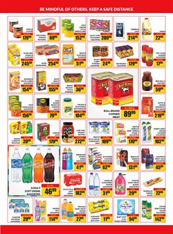 Fusion specials in Jumbo