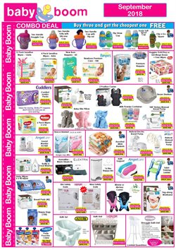 Toys & babies offers in the Baby Boom catalogue in Rustenburg