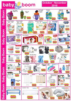 Toys & babies offers in the Baby Boom catalogue in Johannesburg