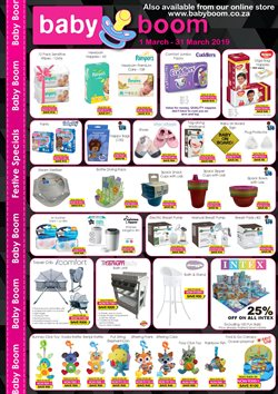 Toys & babies offers in the Baby Boom catalogue in East London