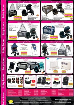 Car offers in the Baby Boom catalogue in Cape Town