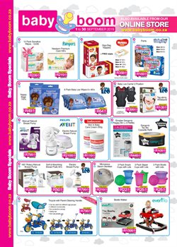 Babies, Kids & Toys offers in the Baby Boom catalogue in Soweto
