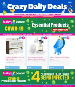 Baby Boom catalogue ( 5 days left )