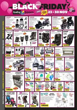 Babies, Kids & Toys offers in the Baby Boom catalogue ( 2 days left)