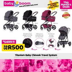 Baby Boom catalogue ( 7 days left )