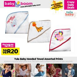 Babies, Kids & Toys offers in the Baby Boom catalogue ( Expires today)