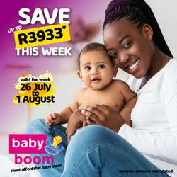 Babies, Kids & Toys offers in the Baby Boom catalogue ( Expires tomorrow)