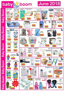 Toys & babies offers in the Baby Boom catalogue in Cape Town