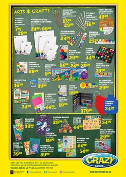 Puzzle offers in the The Crazy Store catalogue in Cape Town