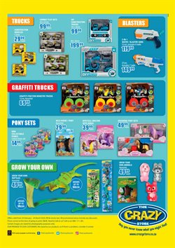 LEGO games specials in The Crazy Store