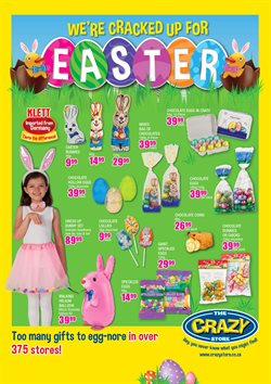 Babies, Kids & Toys offers in the The Crazy Store catalogue in Soweto ( 5 days left )