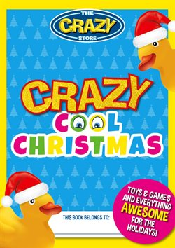The Crazy Store catalogue ( Expired )