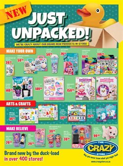 Babies, Kids & Toys offers in the The Crazy Store catalogue in Pretoria ( 2 days ago )