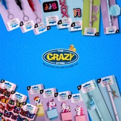Babies, Kids & Toys offers in the The Crazy Store catalogue ( Expires today)