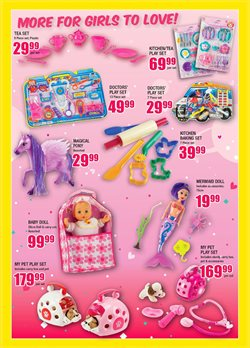 Toys offers in the The Crazy Store catalogue in Cape Town