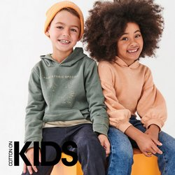 Cotton On Kids catalogue ( More than a month )