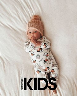 Babies, Kids & Toys offers in the Cotton On Kids catalogue ( 23 days left)