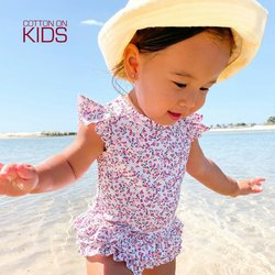 Babies, Kids & Toys offers in the Cotton On Kids catalogue ( More than a month)
