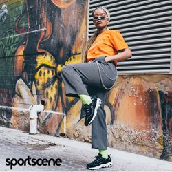 Sportscene catalogue ( More than a month )