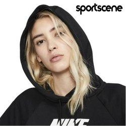 Sport offers in the Sportscene catalogue ( 18 days left )