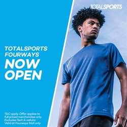 Sport offers in the Totalsports catalogue in Hillcrest