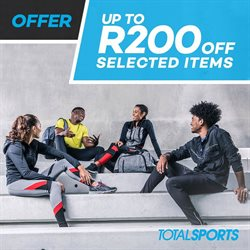 Sport offers in the Totalsports catalogue in East London