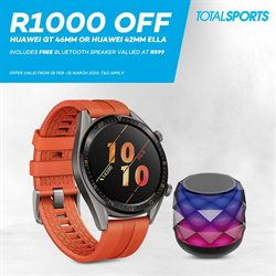 Totalsports catalogue in Durban ( 5 days left )