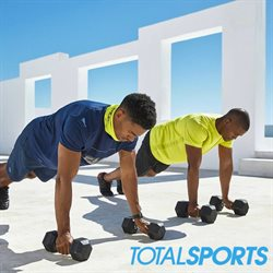 Sport offers in the Totalsports catalogue in Cape Town ( 29 days left )