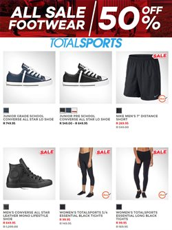 Sport offers in the Totalsports catalogue in Durban ( 5 days left )